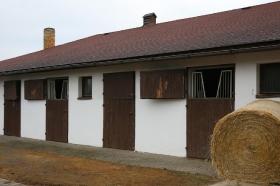 Stáj Zámrsk - Main stables